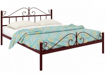 Кровать Диана Plus коричневая