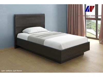 Кровать КР-1801 1200х2000 Дуб Венге