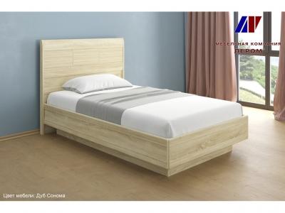 Кровать КР-1801 1200х2000 Дуб Сонома