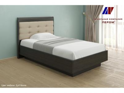Кровать КР-1851 1200х2000 Дуб Венге