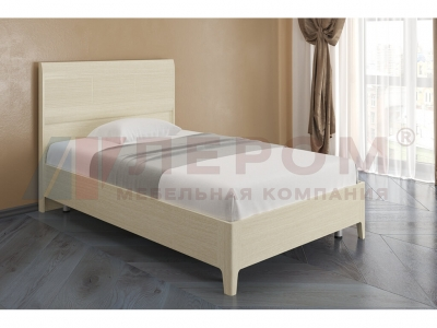 Кровать КР-2762 1400х2000 Дуб Беленый