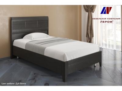 Кровать КР-2861 1200х2000 Дуб Венге