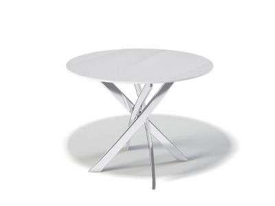 Стол Kenner R1000 белое глянец