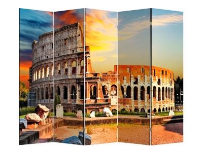 Ширма 1414-5 Колизей 5 панелей