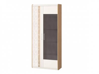 Шкаф-витрина двухдверный лев-прав 65.08 Адель 900х400х2100