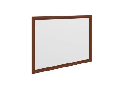 Зеркало настенное Александрия ЛД 625120.000 1100х700х22 Орех