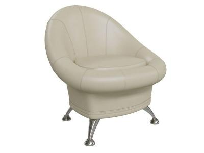 Банкетка - кресло Гранд 6-5104 бежевая