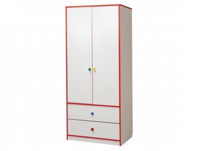 Шкаф для платья и белья Юниор-10