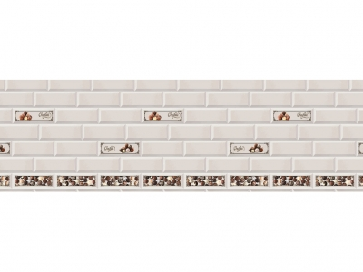 Фартук кухонный № 474 Керамика