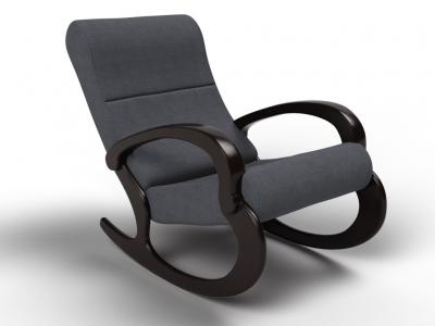 Кресло-качалка Гарда графит