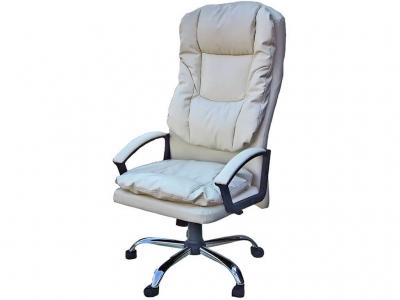Офисное кресло Марс белый