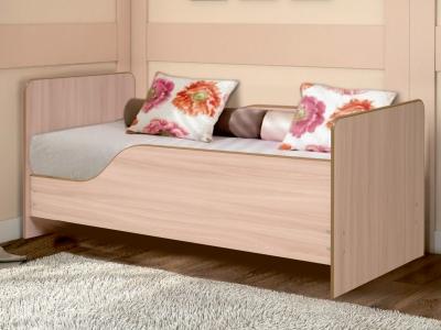 Кровать детская с бортом Малышка 1