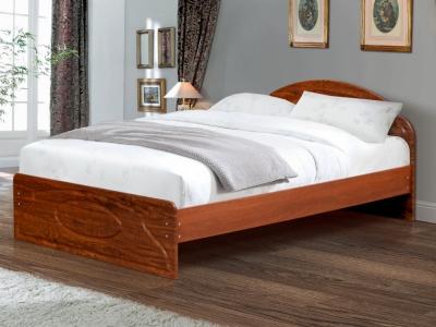 Кровать двойная Венеция 2 матовая