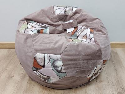 Кресло-мешок Мяч M genezis desert-fleur mocca
