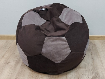 Кресло-мешок Мяч M vital chocolate-vital java