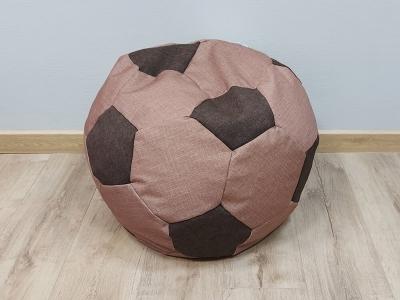 Кресло-мешок Мяч S oslo honey-savana chocolate
