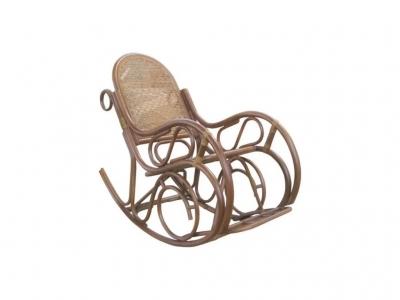 Кресло-качалка 05/17 орех матовый