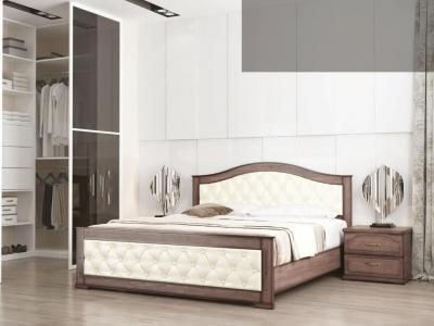 Кровать Стиль 3 с мягкой спинкой