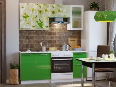 Кухонный гарнитур Риал Эко 1800 вишня