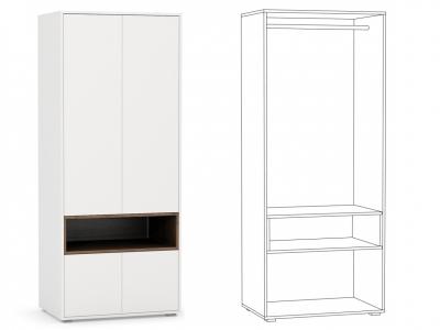 Шкаф для одежды 10.74 Лайт