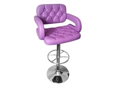 Барный стул Лого LM-3460 сиреневый