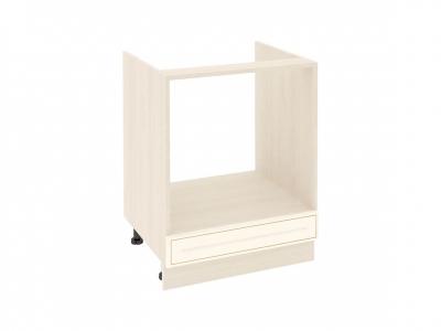 Стол под встраиваемую технику с выдвижным ящиком 23.57 Милана 600х530х820