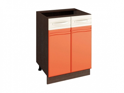 Стол 09.58 Оранж 600х530х820