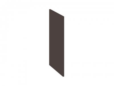 Панель боковая декоративная нижняя ПБд-Н_72 Бьюти Грэй