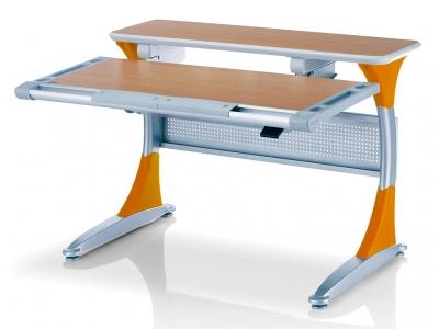 Парта Comf-Pro Harvard BD-333 BG-Y бук-оранжевый