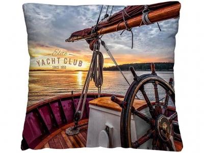 Подушка-думка 40/40 Яхта