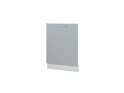 Фасад для посудомоечной машины ПМ60 Бронкс evo бетон