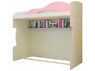 Кровать 2-х этажная Радуга Фламинго