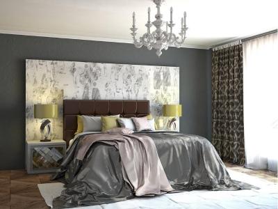 Кровать Richmond 120 коричневый