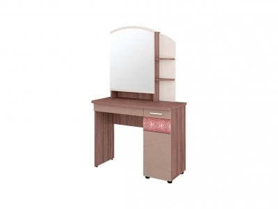 Туалетный стол с зеркалом 96.06 Розали 950х450х1530