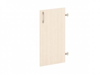 Дверь ЛДСП 2 секции лев-прав 40.79 Рубин 370х700