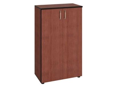 Шкаф 3 секции с дверями ЛДСП 41.75 Рубин 700х370х1160