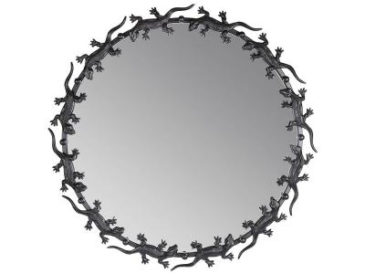 Зеркало Runden Ящерицы V20014