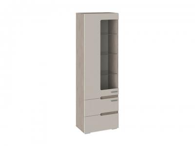 Шкаф для посуды Фьюжн ТД-260.07.25 Бежевый, Дуб Сонома трюфель