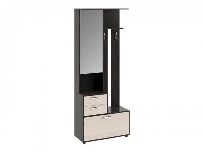 Шкаф-секция комбинированная Витра тип 1 Венге Цаво, Дуб Белфорт