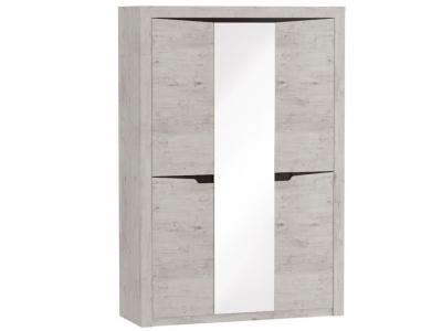 Шкаф 3-дверный Соренто 1520х545х2200 Дуб бонифаций