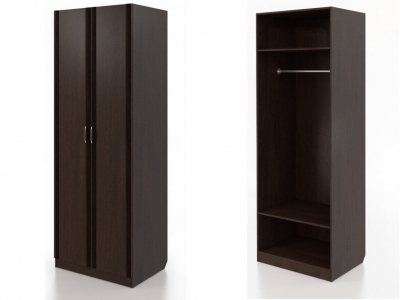 Шкаф для одежды двухдверный Нокс Н 1.0.1