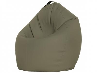 Кресло-мешок Стандарт нейлон серый