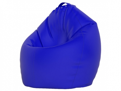 Кресло-мешок Стандарт нейлон синий