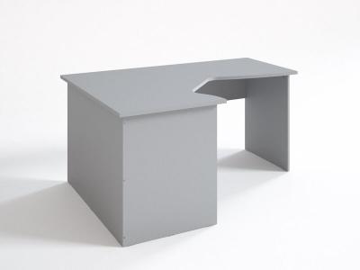 Стол эргономичный левый СЛ 14.12.7 Серый