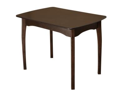 Стол Модерн-1 нераздвижной 1000х700 венге коричневый