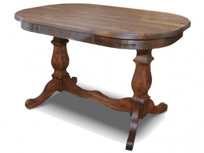 Стол обеденный овальный 115х75х75 Ирбея