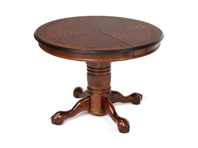 Стол круглый раскладной Rochester HN Glaze (4260-stc)