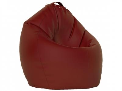 Кресло-мешок XL нейлон бордовый