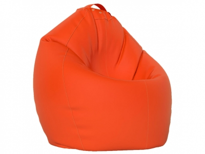 Кресло-мешок XL нейлон оранжевый люмин