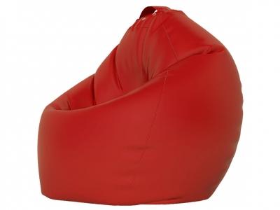 Кресло-мешок XXL нейлон красный